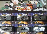 Bandana Akatsuki Itachi una unidad Naruto cosplay