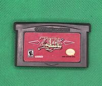 Legend of Zelda: The Minish Cap (Game Boy Advance, 2005) *read description*