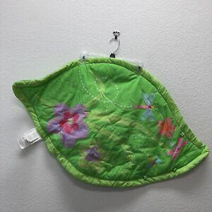 "Boppy Baby Activity Play Mat Leaf Dragonfly Flowers Theme Kids II 39"" x 24"""