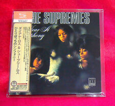 Diana Ross & The Supremes I Hear A Symphony SHM MINI LP CD JAPAN UICY-75223