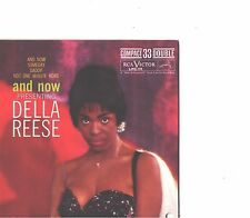DELLA REESE--4-SONG-HARD COVER -EP-COMPACT33 on RCA---PS--PIC--SLV
