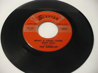 "NORTHERN SOUL-45 ""THE SHIRELLES"" 1ST ED. WHAT A SWEET THING THAT WAS-SCEPTER"