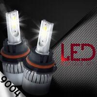XENTEC LED HID Headlight Conversion kit 9004 HB1 6000K for 1990-1992 Lexus LS400
