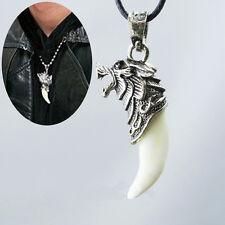 Mode männer halskette titanium stahl herrschsüchtig anhänger cool schmuck
