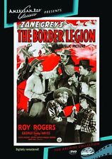 BORDER LEGION (Roy Rogers) - Region Free DVD - Sealed