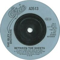 """The Isley Brothers – Between The Sheets (RARE UK ) 7"""" Vinyl Record"""