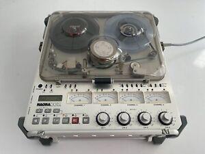 "NAGRA D Digital Tape Recorder / Tape Recorder  ""NOT FULLY TESTED"""