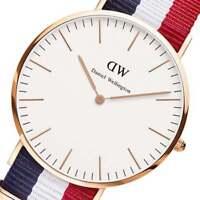 Daniel Wellington 0103DW Classic Cambridge 40mm Rose Gold Watch RRP $279
