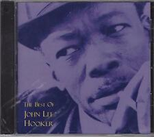 THE BEST OF JOHN LEE HOOKER - CD - NEW -