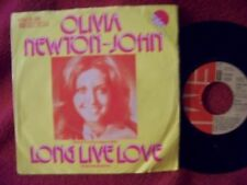 Olivia Newton-John - Long live love / Angel eyes   Grand Prix 74    orig. 45