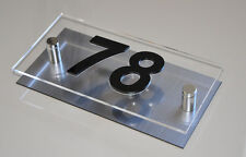 Custom Street Name House Number Sign Plaque Laser Cut UV Resistant Original