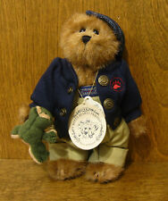 """Boyds Plush #9175-14 EDMUND, 8"""" mint/tag 2000 edition, From Retail Shop, Jointed"""