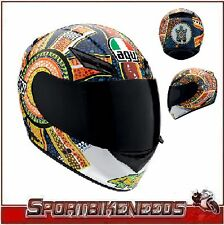 AGV K3 Dreamtime Valentino Rossi Helmet Size Small Street Full Face