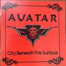 AVATAR - City beneath the surface – The Anthology (NEW*LIM.300*PRE-SAVATAGE)
