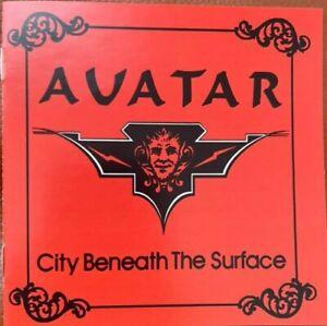 AVATAR - City beneath the surface – The Anthology (NEW*LIM.300*PRE-SAVATAGE)