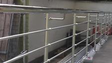 Edelstahl Geländer Balkon Geländer Treppen Geländer Sprossen waagerecht