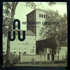 Richard Edstrom - Northwestern College Choir LP VG+ Private Roseville MN