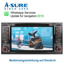 Autoradio Navi DVD GPS Autoradio für VW T5 Transporter Multivan DAB+ OBD