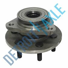 NEW Front Driver or Passenger Complete Wheel Hub and Bearing Assembly 4WD AWD