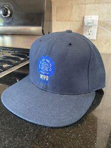 vintage NYPD blue tv show crew hat size 7 Vintage New Era