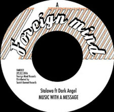 Stalawa : Music With a Message (Feat. Dark Angel) VINYL (2016) ***NEW***