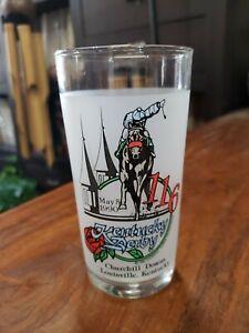 116 th Kentucky Derby Churchill Downs Louisville Official Glass 1990 Mint Julep