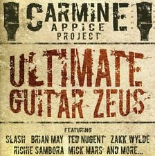 Carmine Appice - Project Ultimate Guitar Zeus SLASH TED NUGENT ZAKK WYLDE
