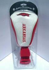 Arkansas Razorbacks Ergonomix Golf NCAA Driver Golf Club Head Cover SHIPS FREE