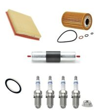 SERVICE KIT FOR BMW E36 316 318 Z3 1.8 1.9 MANN AIR OIL FUEL FILTER SPARK PLUGS