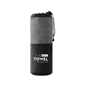 Microfiber Towel Sports Bath Gym Quick Drying Travel Swimming Camping Beach I-