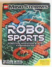 Lego Mindstorms 9730 Robo Sports Robotics Invention System Expansion Kit