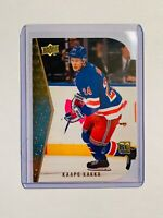 2019-20 Upper Deck Gold Die Cut New York Rangers Kaapo Kakko #20 Rookie Card
