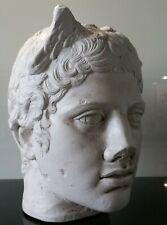 Kopf eines Diskosträgers (HERMES) - Museumskopie - Römische Kopie nach Polyklet