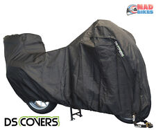 DS, Premium Quality Outdoor XXL Motorcycle Cover Suzuki Intruder With Top Box