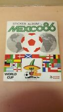 1986 Season Sports Sticker Albums