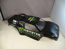 NEW BODY SHELL FOR DURATRAX EVADER EXT2 -GLOSS BLACK