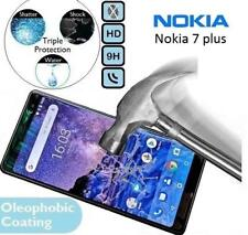100% Genuine Tempered Glass 9H Screen Protector (TA-1046/1062) For Nokia 7+ Plus