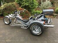 Stunning 2005 Rewaco trike in silver HS4 Boxer  *** SOLD ***