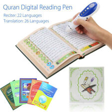 ☆ Holy Quran 8GB Pen Reader Islamic Muslim Prayer Read Digital Speaker Gift Set