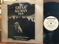 The Gregg Allman Tour | 1974 1st Press | Vinyl=VG+ & EX | Cover=VG+