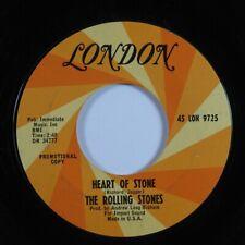 Rock 45 ROLLING STONES Heart Of Stone LONDON promo HEAR