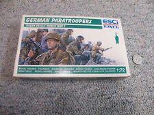 Esci HO 1/72  WW2 German Paratroopers Red Devils green box