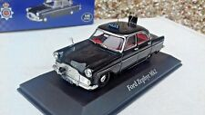 FORD ZEPHYR MK2 LANCASHIRE Police Car 1/43 scale Diecast 5in Model Boxed  * NEW