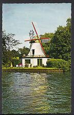 Norfolk Postcard - Mill On The River Bure, Horning, The Norfolk Broads  U491