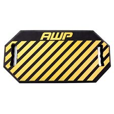 Awp Hp Yellow Foam Kneeling Pad For Gardening Electrician Carpenter Mechanic