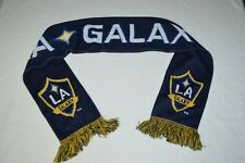 LA Galaxy MLS Soccer Ruffneck Scarves Official Licensed New with Tags