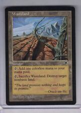 1997 TEMPEST WASTELAND RARE MAGIC THE GATHERING CARD NEARMINT-MINT
