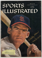 Wally Moon signed autographed Sports Illustrated magazine! Guaranteed Authentic!