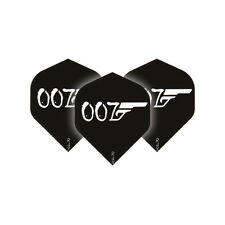 007 Ruthless Xtra Strong Dart Flights - 4 sets per pack (12 flights in total)