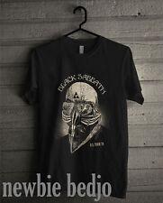 Official Black Sabbath US Tour 78 Avengers GILDAN T-Shirt Iron Man Ozzy Osbourne